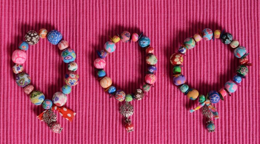 fimo bracelet 1